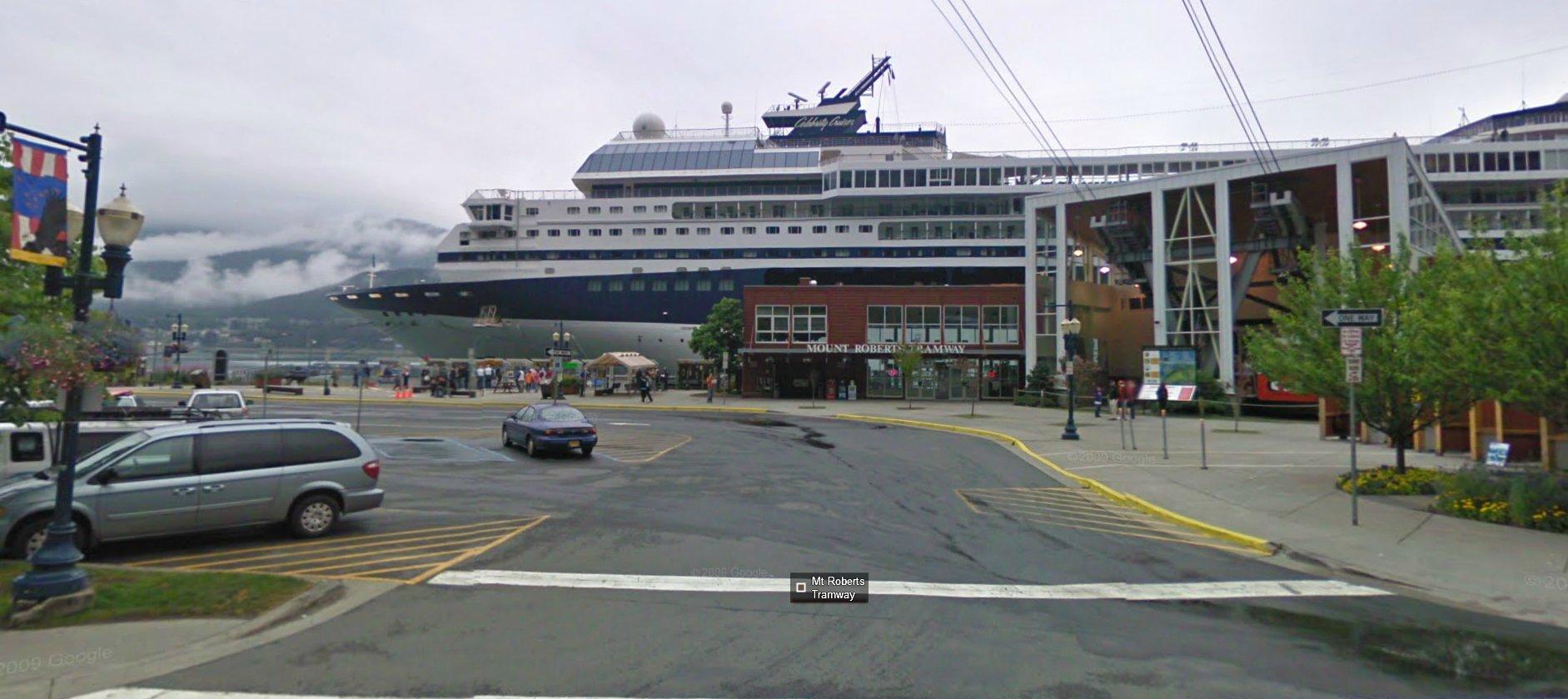 Cruise Ships in Juneau, Alaska