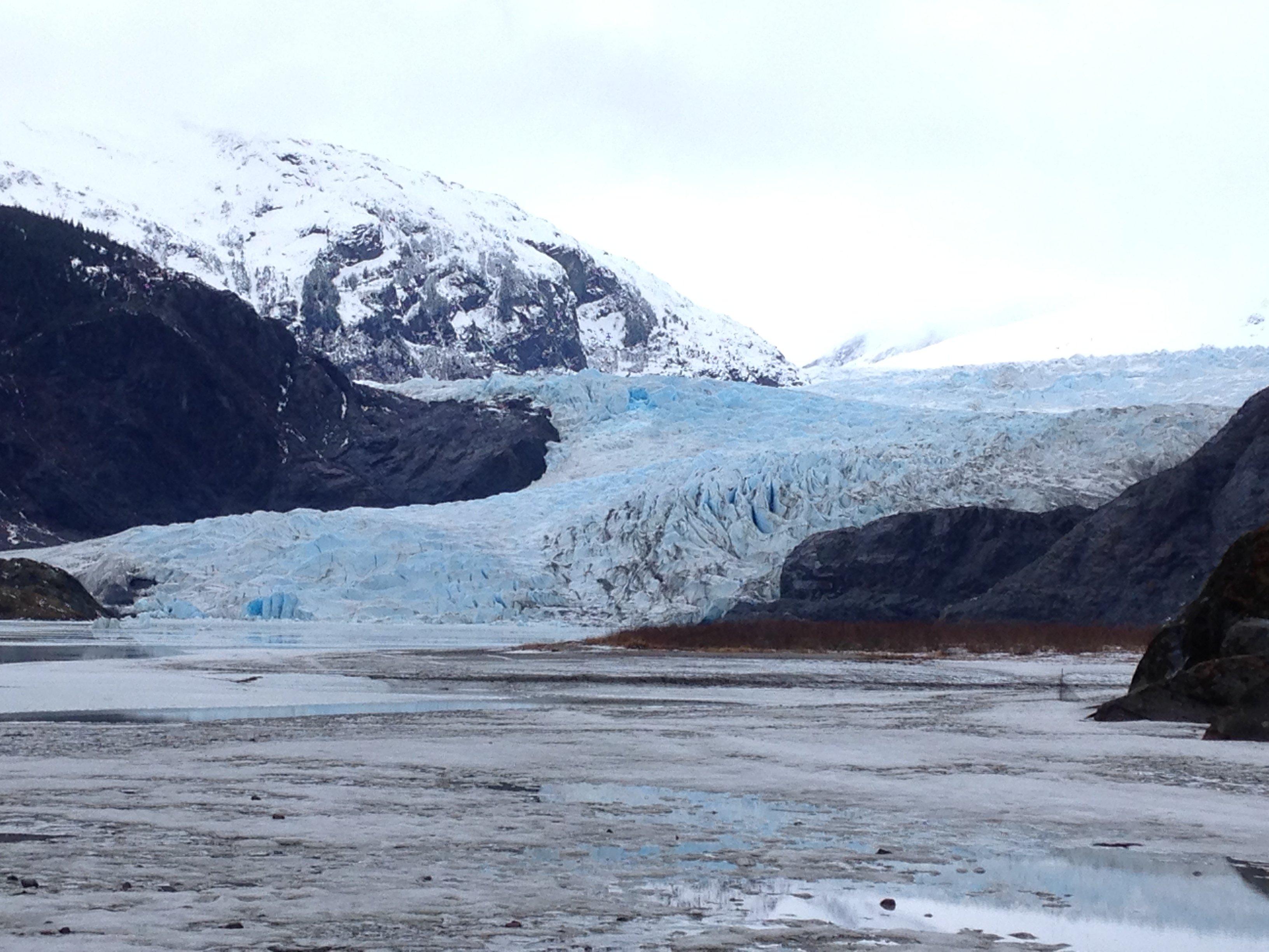 Alaska Mendenhall Glacier Tours