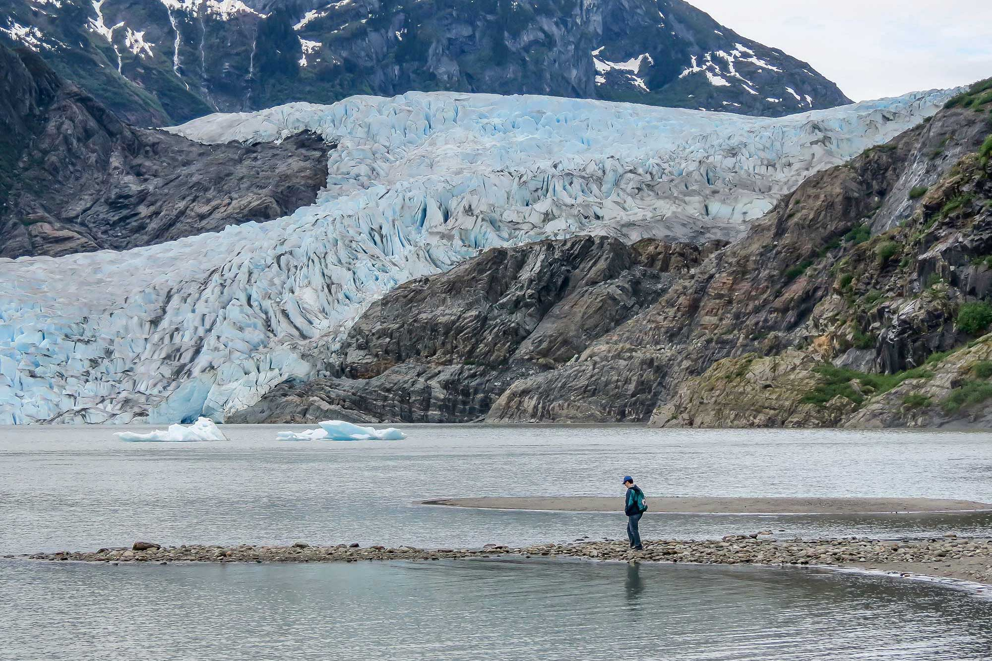 Mendenhall Glacier, Is It Still There?