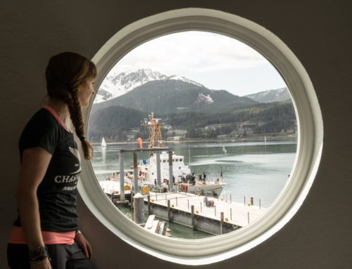 What clothing to wear in Juneau, Alaska