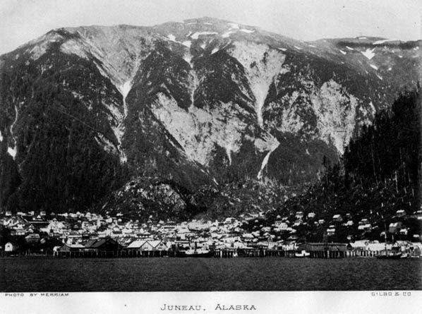 Juneau, Alaska in the 20th century