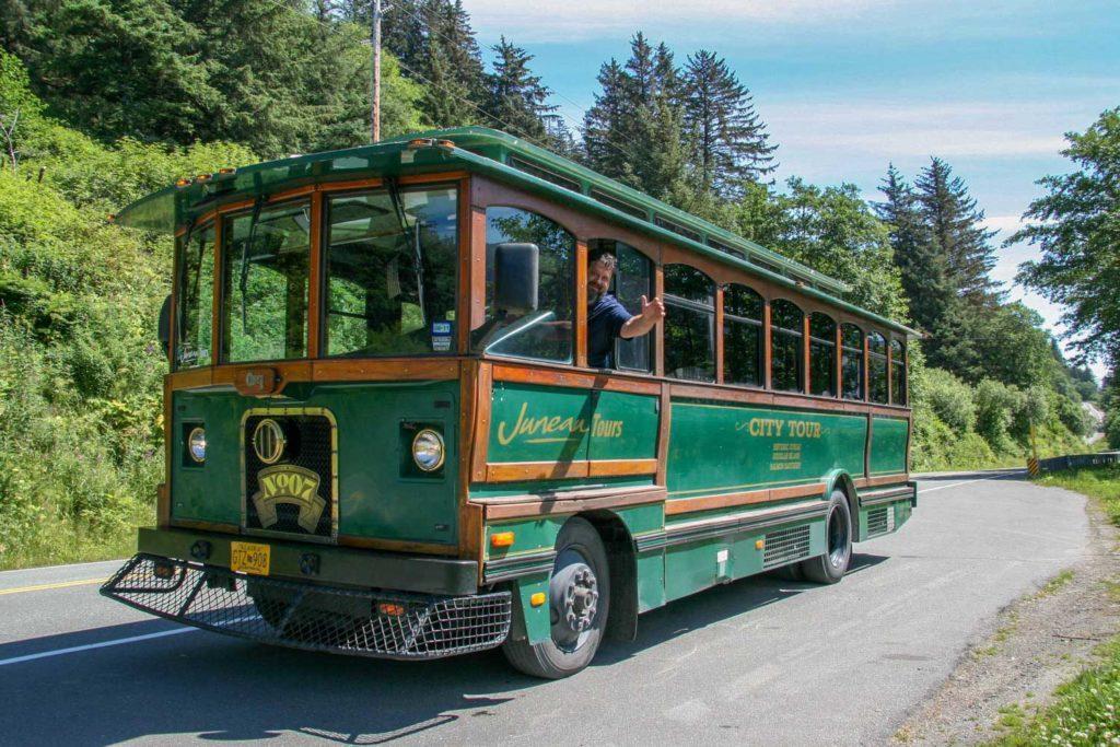 Juneau City Bus Tour